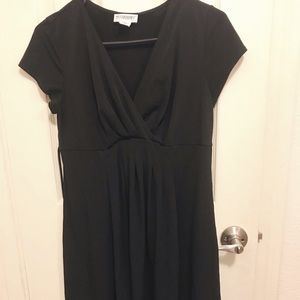 Motherhood Maternity Little Black Dress